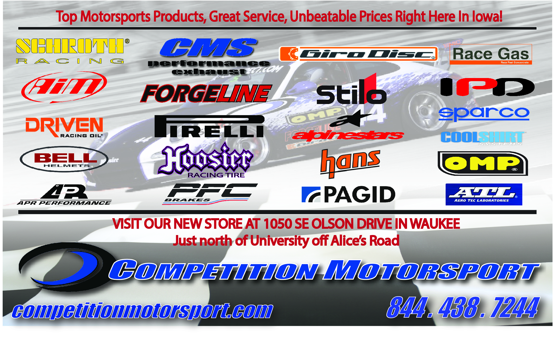 Competition Motorsports Iowa