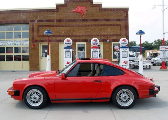 1986 3.2 Carrera - Iowa