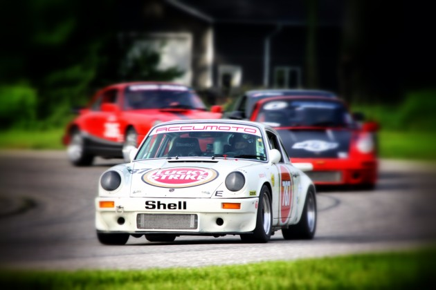 Porsche Club Racing Iowa